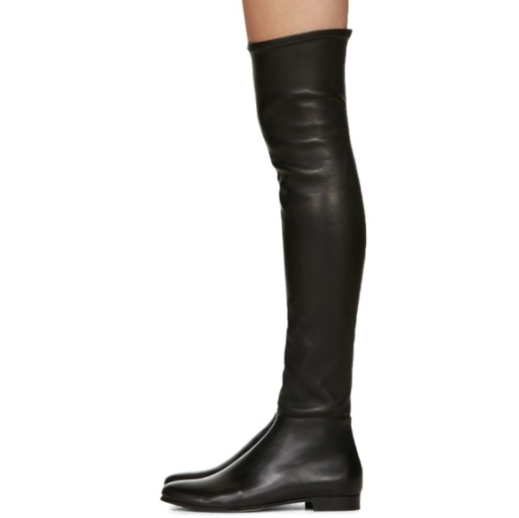 fadb0084a29 Jimmy Choo🎀Myren🎀Thigh High Leather Boots